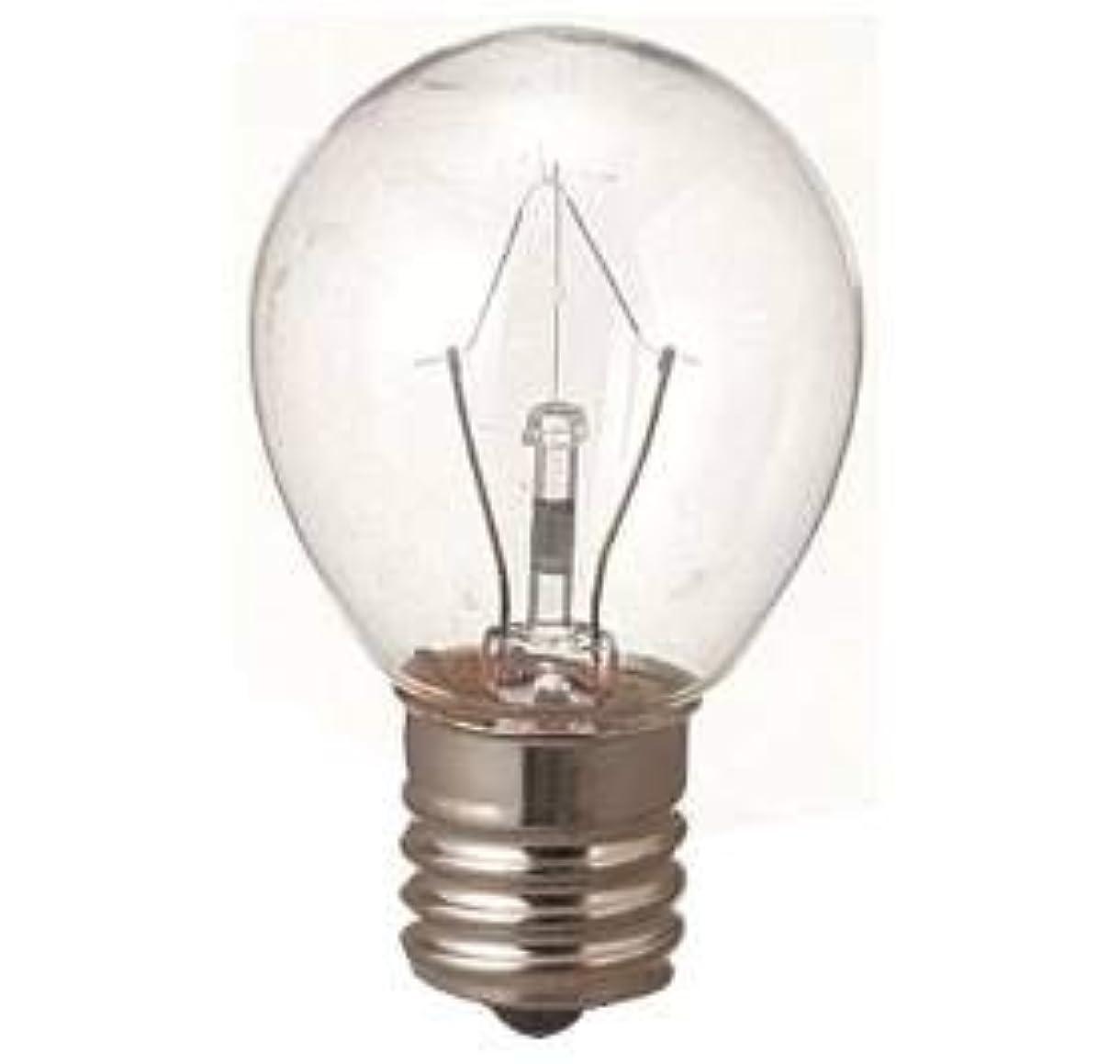 効能ある宗教的な手当生活の木 アロマランプM用 電球15W(サイズ:φ23×H50mm)