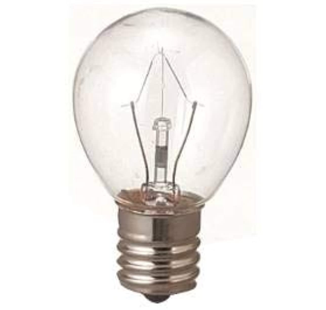 いちゃつくマークされた領域生活の木 アロマランプM用 電球15W(サイズ:φ23×H50mm)