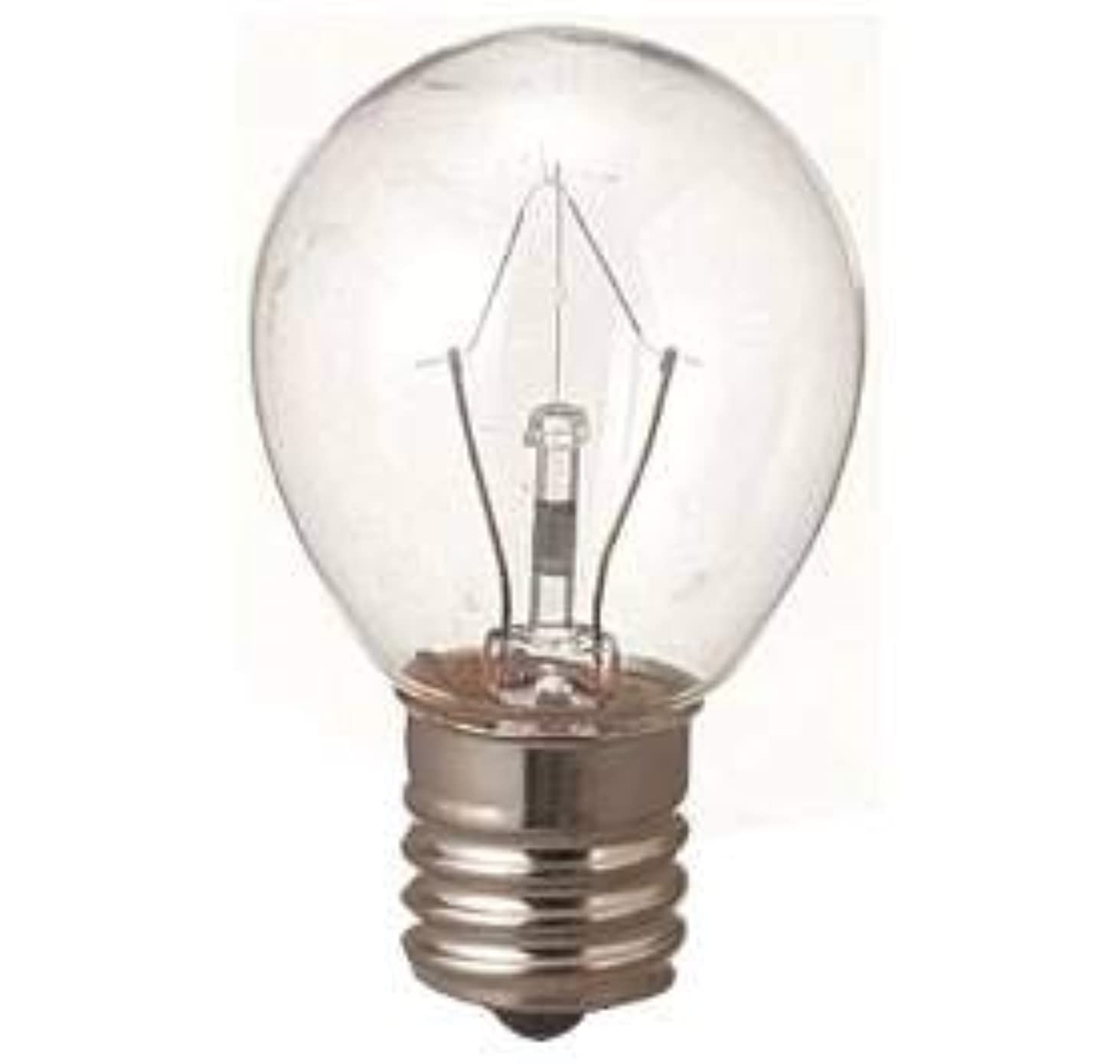 あなたはフラッシュのように素早く近所の生活の木 アロマランプM用 電球15W(サイズ:φ23×H50mm)