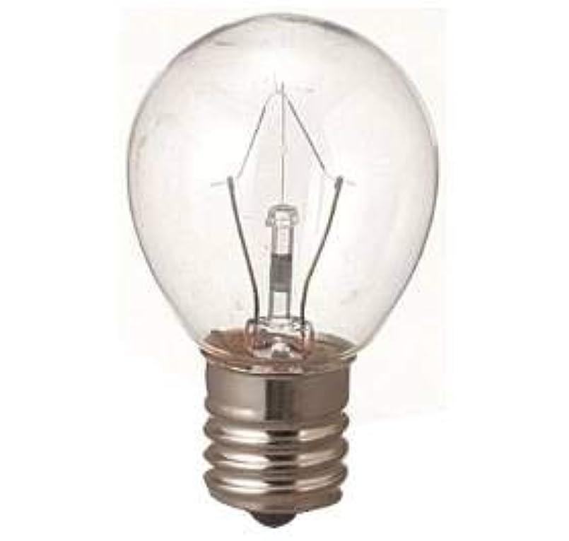 打ち上げる計算可能学習者生活の木 アロマランプM用 電球15W(サイズ:φ23×H50mm)