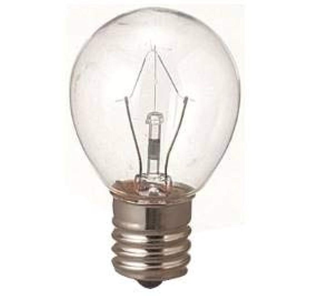 買収侵略明るくする生活の木 アロマランプM用 電球15W(サイズ:φ23×H50mm)