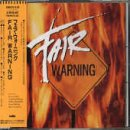 FAIR WARNING 画像