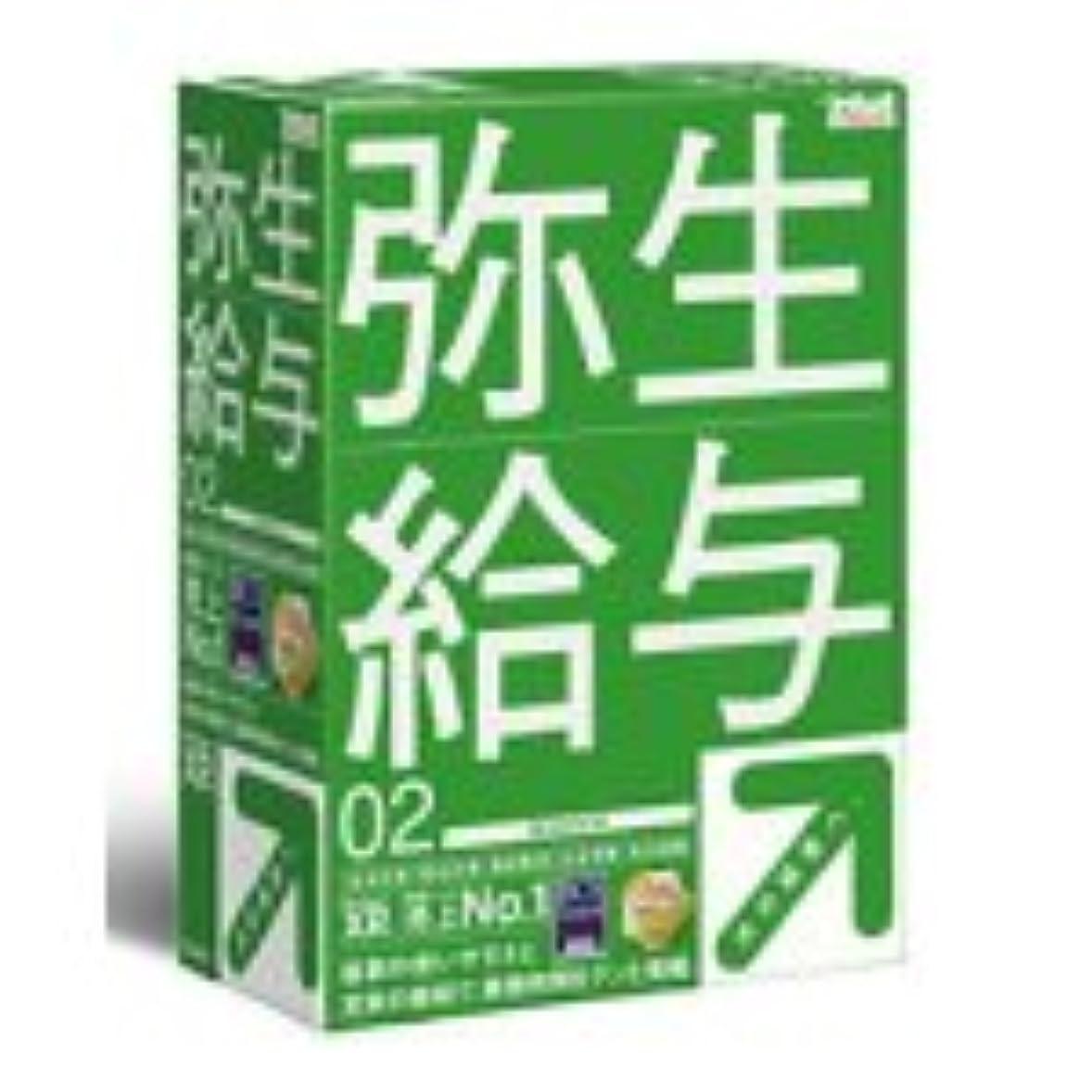 苦難関係喉頭【旧商品】弥生給与 02