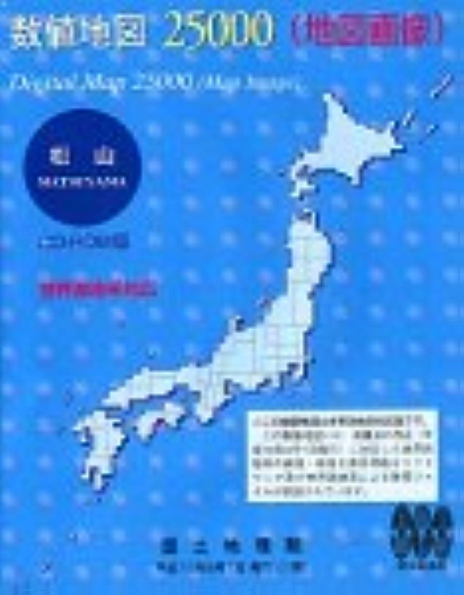 予測するいつでもストローク数値地図 25000 (地図画像) 松山
