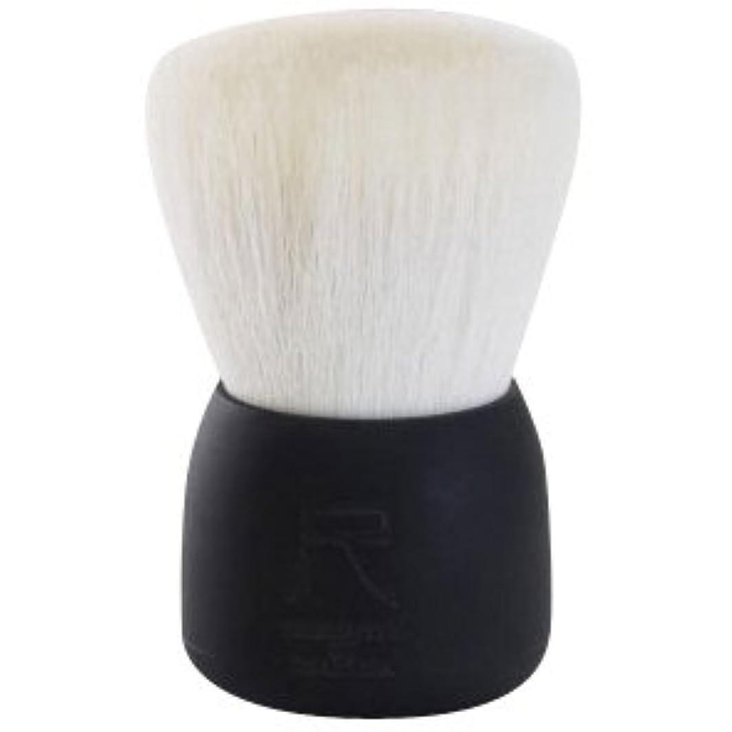 大聖堂ハンバーガータワー毛筆生産地、熊野発「尺」ブランド『熊野筆「尺」洗顔ブラシ 黒』