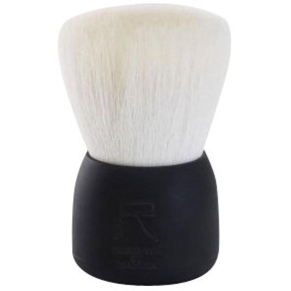 形感情理容師毛筆生産地、熊野発「尺」ブランド『熊野筆「尺」洗顔ブラシ 黒』