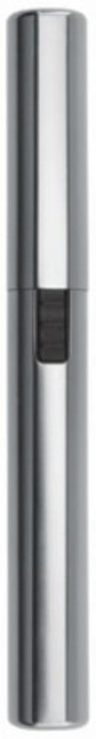 粗いプラスペパーミントWAHL 電池式パーソナルトリマー マイクログルームズマン チタンブラック WT5640
