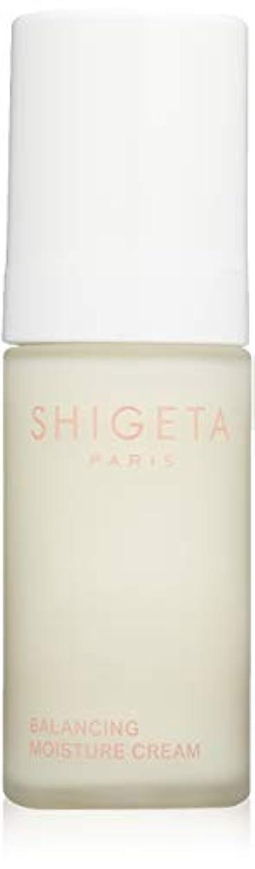 おんどり圧縮暖かくSHIGETA(シゲタ) バランシング モイスチャークリーム