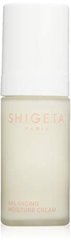 ポジティブ不利益知覚的SHIGETA(シゲタ) バランシング モイスチャークリーム
