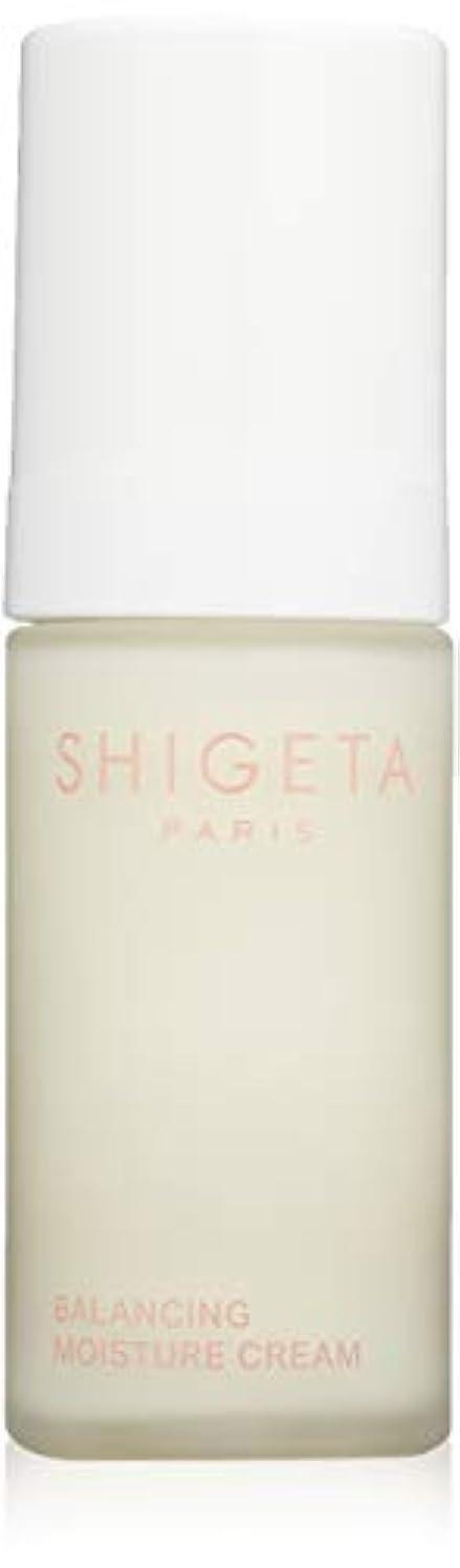 最小化する機関SHIGETA(シゲタ) バランシング モイスチャークリーム