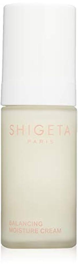 資格ホイール血SHIGETA(シゲタ) バランシング モイスチャークリーム