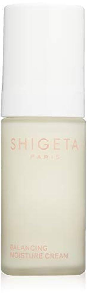 うなずく階下優先権SHIGETA(シゲタ) バランシング モイスチャークリーム