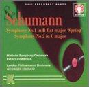 Schumann;Symphonies 1 & 2