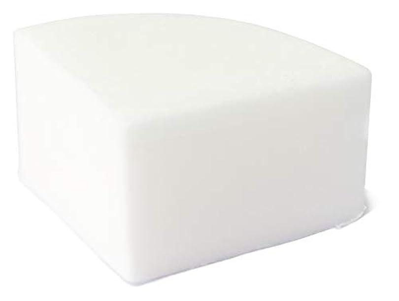規範適用済み熱心なグリセリン クリアソープ (MPソープ) 色チップ 白 25g