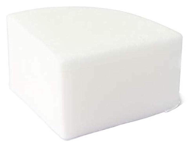 かけがえのないかご貧困グリセリン クリアソープ (MPソープ) 色チップ 白 25g