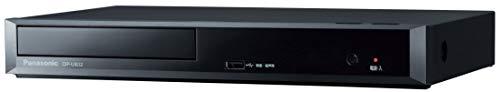 パナソニック ブルーレイプレーヤー Ultra HDブルーレイ対応 ブラック DP-UB32-K