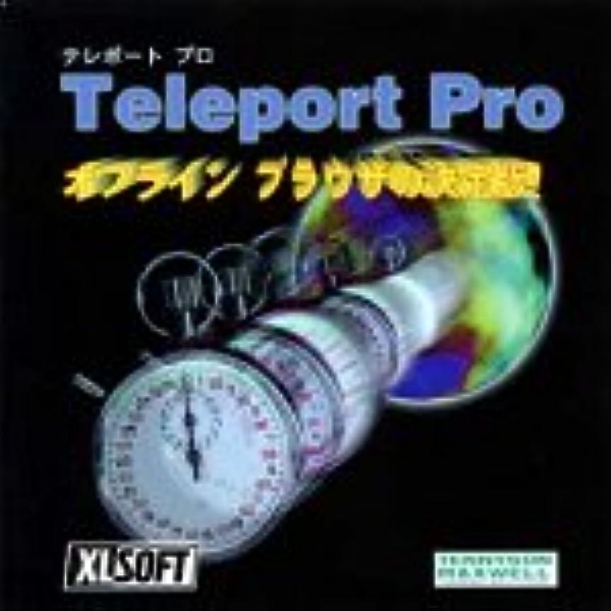 なので含意平和的Teleport Pro