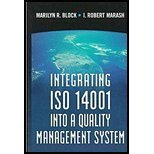 Integrating Iso 14001 into a Quality Management System