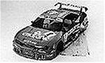 タミヤ R/C SPARE PARTS SP-713 1/8 カルソニック GT-R スペアボディ
