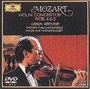 ヴァイオリン協奏曲 第4番 ニ長調 [DVD]