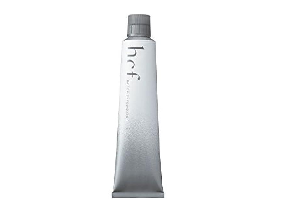 深い含む程度メロス hcf ヘアカラーファンデーション ベーシックタイプ グレイッシュトーン 5-GN 120g 【ヘアカラー1剤】