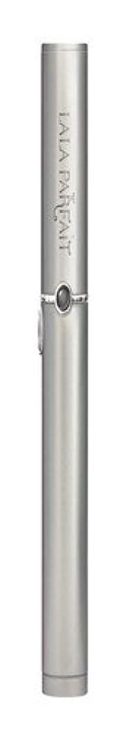 子豚移住する失望させるLALA PARFAIT ホームデンタルエステ ララ パルフェ 電動歯面クリーニング オーラル ビューティー メタルシルバー KR2718J-MS