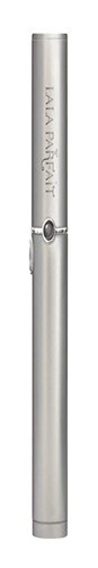 ラオス人交換可能残基LALA PARFAIT ホームデンタルエステ ララ パルフェ 電動歯面クリーニング オーラル ビューティー メタルシルバー KR2718J-MS