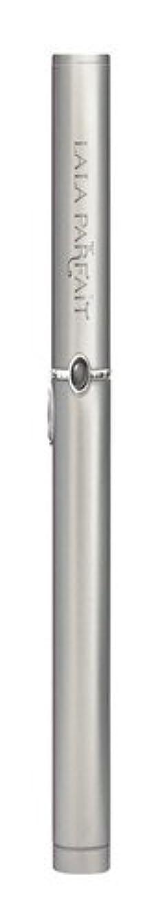 田舎水っぽい旅行LALA PARFAIT ホームデンタルエステ ララ パルフェ 電動歯面クリーニング オーラル ビューティー メタルシルバー KR2718J-MS