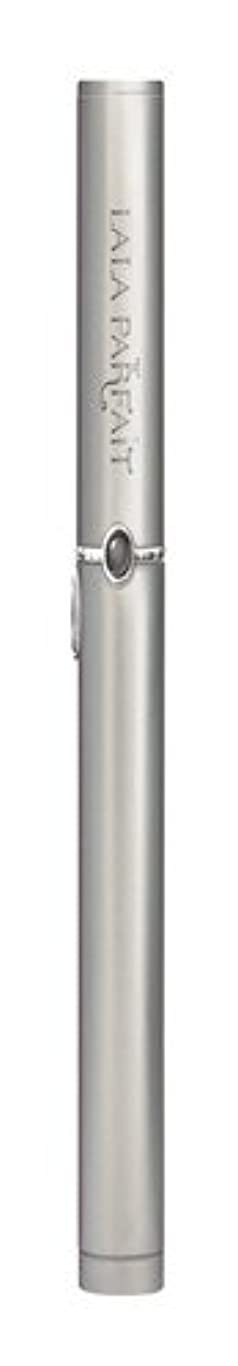 親愛なマチュピチュ試みるLALA PARFAIT ホームデンタルエステ ララ パルフェ 電動歯面クリーニング オーラル ビューティー メタルシルバー KR2718J-MS