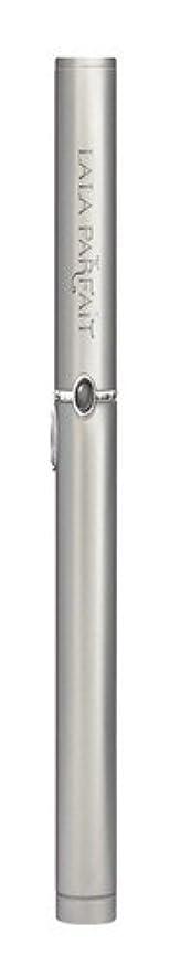 公演透けるきれいにLALA PARFAIT ホームデンタルエステ ララ パルフェ 電動歯面クリーニング オーラル ビューティー メタルシルバー KR2718J-MS