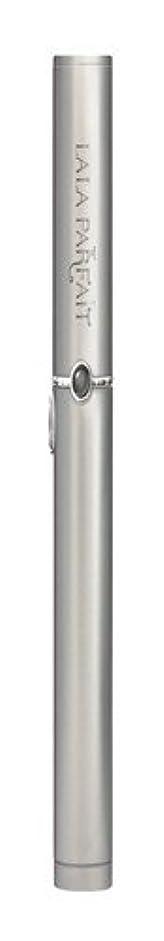 記事才能約LALA PARFAIT ホームデンタルエステ ララ パルフェ 電動歯面クリーニング オーラル ビューティー メタルシルバー KR2718J-MS