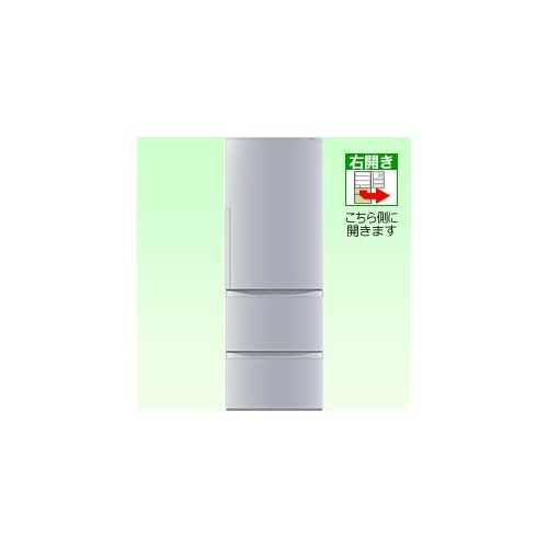 シャープ 264L 3ドア冷蔵庫(シルバー系)SHARP SJ-ES26Y-S