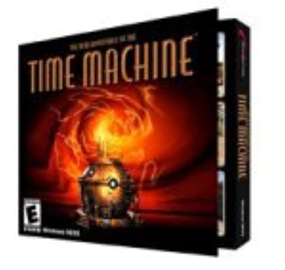 ペダル抽象おしゃれじゃないThe New Adventures of the Time Machine (Jewel Case) (輸入版)