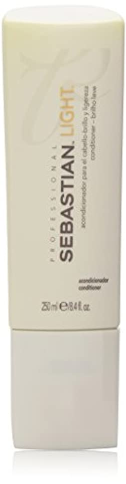 Sebastian light weightless shine conditioner 250 ml [海外直送品] [並行輸入品]