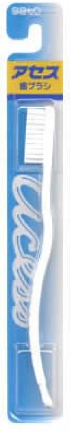 論理的に過言アルカイックアセス歯ブラシ ホワイト 1P