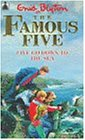 Five Go Down To The Sea: Book 12 (Famous Five)