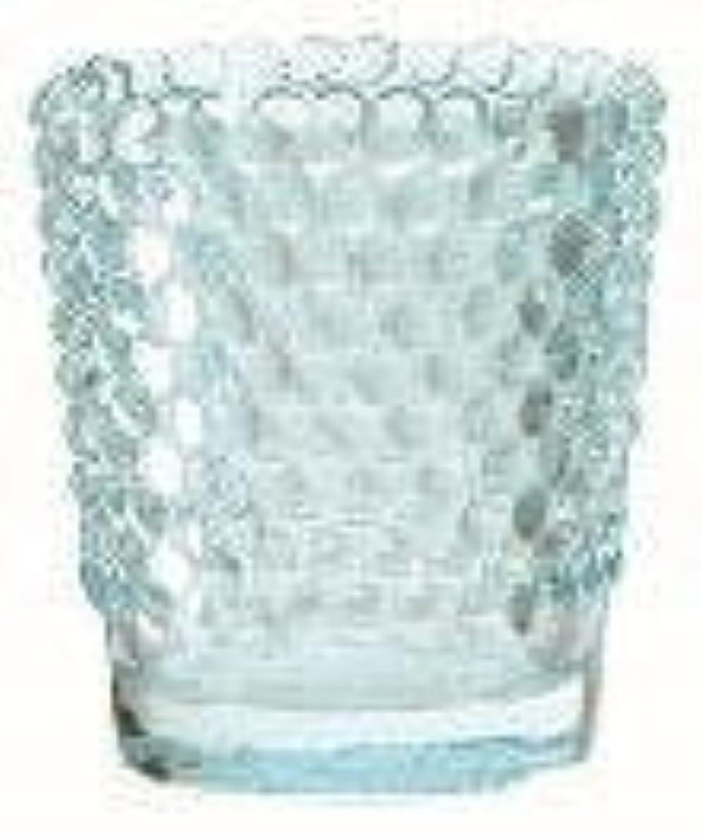 ベーコン外交問題サークルカメヤマキャンドル(kameyama candle) ホビネルグラス 「 サファイア 」6個セット