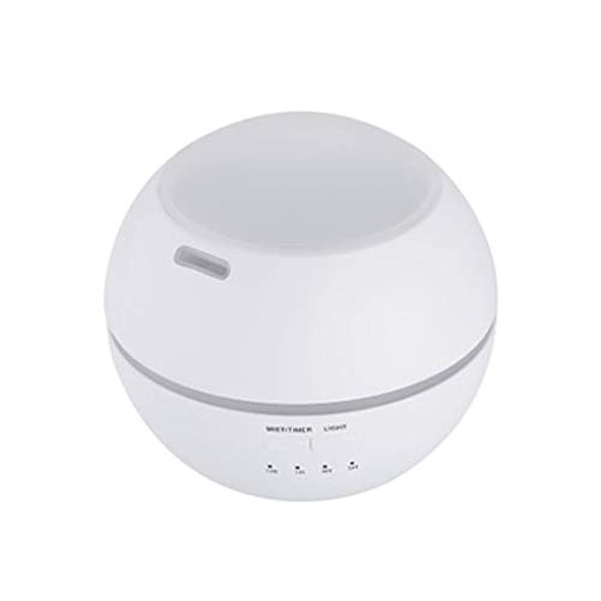 ホット倒錯涙マルチライトマシンクリエイティブ超音波加湿器ランプ家庭用必須ディフューザーギフト (Color : White)