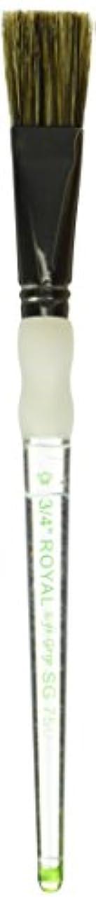 趣味葉を拾うできたSoft-Grip Bristle Glaze Brush-3/4