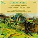 3 Sonatas for Piano / Grand Duo for Cello & Piano