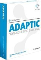 ADAPTIC Non-adhering Dressing 3 x 3 Box: 50 by Unknown