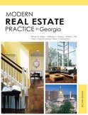 Download Modern Real Estate Practice in Georgia Update 142771309X