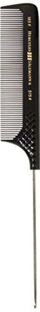 拘束ひどく導体Hercules S?gemann Pin Tail Comb with Stainless Steel Needle & Hook 9