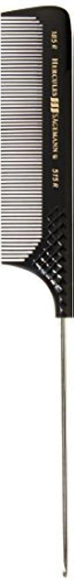 年齢自伝機転Hercules S?gemann Pin Tail Comb with Stainless Steel Needle & Hook 9
