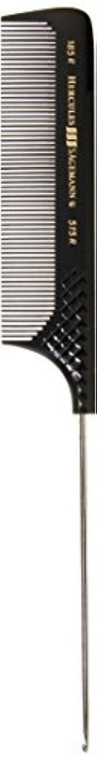 削るひまわりジョージハンブリーHercules S?gemann Pin Tail Comb with Stainless Steel Needle & Hook 9