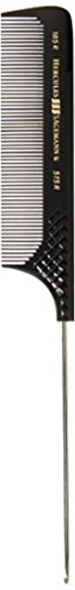Hercules S?gemann Pin Tail Comb with Stainless Steel Needle & Hook 9