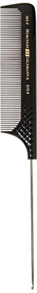 委員会狭い少ないHercules S?gemann Pin Tail Comb with Stainless Steel Needle & Hook 9