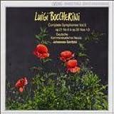 Boccherini: Complete Symphonie