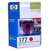 (業務用3セット)【純正品】 HP インクカートリッジ/トナーカートリッジ 【C8772HJ HP177 M マゼンタ】 ×3セット 〈簡易梱包