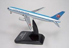 完成品モデル 1/500 B767-300 ANAモヒカンジェット JA602A